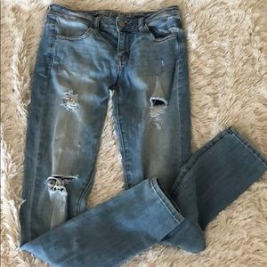 AE Jeggings long size 4